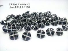 multicolor cz. it is called the cross, making by cz. 8mm round shape. very special in using rings, earrings, and any other jewelry. from Jianjie GEMS.  http://jianjiezhubao.1688.com