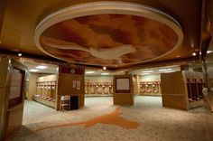 Do you know if your favorite college football team locker room made our Top College Locker Room List? If you are a Longhorns fan, you'll be happy to read about it and see that locker room here.