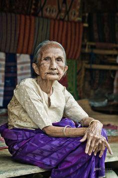 Grandma - Tana Toraja, Sulawesi, Indonesia