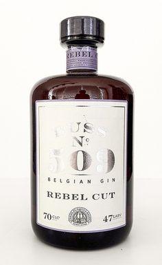 Buss No. 509 Belgian Gin Rebel Cut - Gin Nerds