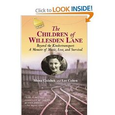the children of willesden lane by mona golabek the history of kindertransport under nazi germany and The paperback of the the children of willesden lane: beyond the kindertransport: a memoir of music, love, and survival by mona golabek, lee cohen | at.