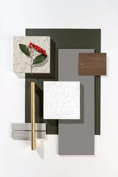 Mood: Elegant and industrial. Bring a little edge to your next project with ultra-durable DecoMetal® Mood Board Interior, Interior Design Boards, Moodboard Interior Design, Interior Design Presentation, Material Board, Color Inspiration, Moodboard Inspiration, Home Design, Colour Board