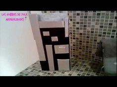 MUST DO!!!... Porta rollos de papel sanitario. Los Hobbies de Yola