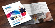 Clients Brochure Design works: Client is very much happy with our works and concept.  if you are looking for brochure design visit the link below: http://www.designjuice.in/services/print-collateral/brochure.php