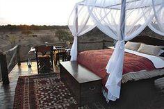 Lion Sands River Lodge- baby room inspiration