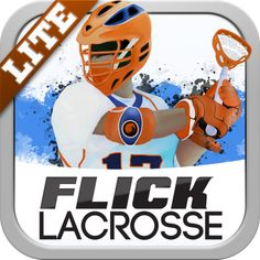 Flick Lacrosse LITE: Free Lacrosse Video Game