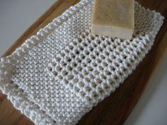 Washcloth Knitting Pattern — Crafthubs