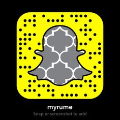 RuMe is now on Snapchat! Follow us to have exclusive access to contests, promotions, and a behind the scenes look into RuMe HQ! Ready, set, go- @myrume