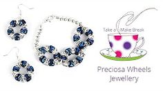 Peyote Stitch Bracelet - YouTube