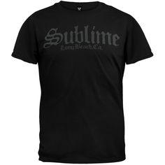 Sublime - Stamp Logo T-Shirt