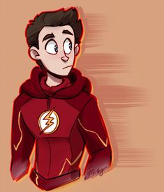 That is Grant Gustin/Barry Allen/The Flash for you⚡ Flash Comics, Dc Comics Art, Flash Marvel, Marvel Comics, Flash Drawing, Flash Wallpaper, Flash Barry Allen, The Flash Grant Gustin, Cw Dc