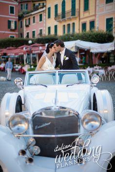Fabulous Portofino www.italianweddingplanners.com