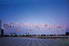 Building TIZ in #Zadar #Croatia / Architect Nikola #Basic