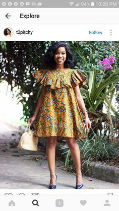 African print dresses 2019 Best Ankara Blends The Comfort Beach Wedding Dresses Indeed, modern bride Short African Dresses, Latest African Fashion Dresses, Latest Ankara Dresses, African Print Dresses, African Print Fashion, Shweshwe Dresses, Ankara Dress Styles, African Traditional Dresses, African Attire