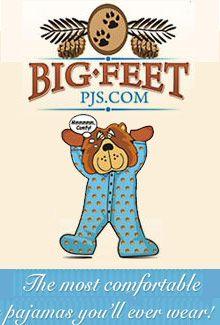 362726cc25 Footie pajamas - kids and teen pajamas   adult footed pajamas
