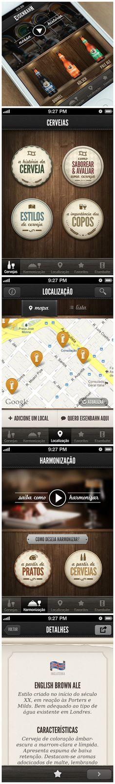 """Guia Eisenbahn"" iphone app #app #gui"