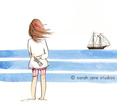 Inspirational art for kids. by Sarah Jane Studios
