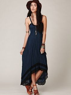 Sunburst Maxi Dress
