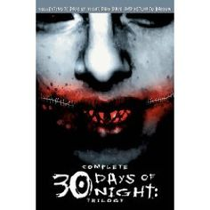AK: Niles, S., & Templesmith, B. (2007). Complete 30 Days of Night Trilogy. San Diego, CA: IDW Publishing.