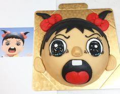 ぴょんこちゃんケーキ