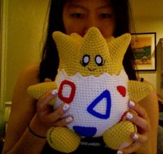Pokemon crochet patterns... I need to learn to crochet, quickly.