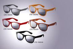 2x Retro Sunglasses