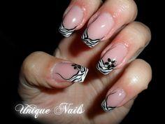 Unique Nails French Tip Nails, 3d Nail Art, Unique, Nail Tips, Nail Ideas, Beauty Hacks, Beauty Tips, Nails Magazine, Nail Art Galleries
