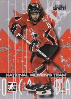 Womens hockey cards for sale at discount prices Women's Hockey, Hockey Cards, Baseball Cards, Board, Sports, Hs Sports, Sport, Sign, Planks