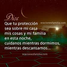 Resultado de imagen para oracion de proteccion para la familia