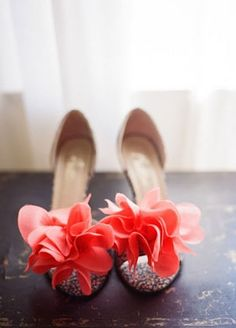 gorgeous shoes. It's as if they have punchy pinkish eyelashes