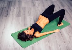 10 Mistakes To Stop Making In Pilates Class Pilates woman with abs – mistakes to avoid – womens health uk - 30 Days Workout Challenge Pilates Training, Pilates Workout, Gym Workouts, Cardio, Training Exercises, Yoga Gym, Yoga Fitness, Joe Wicks The Body Coach, Lean In 15