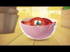 A table les enfants ! - La Tomate - Episode en entier - Exclusivité Disney Junior !