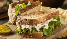 Thunfisch-Toast » Rezepte - WomensHealth.de