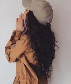 girl, hair, and style image Tumbr Girl, Selfies, Curly Hair Styles, Natural Hair Styles, Winter Looks, Mode Style, Fashion Killa, Style Fashion, Gorgeous Hair