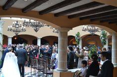 Todo está listo para el gran momento. #boda #ceremonia