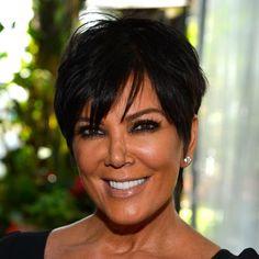Short Hairstyles Looks (Kris Jenner) - StyleBistro Haircuts For Women, Summer Haircuts, Short Haircuts, Hair Styles For Women Over 50, Short Hair Cuts For Women, Short Hair Styles, Sweet Hairstyles, Celebrity Hairstyles, Kris Jenner Haircut