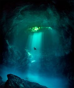 There are a multitude of phobias out there. If it exists, no matter how seemingly mundane, there is probably a phobia for it. Thalassophobia is a term that isn't well known, but a lot of people probably have the phobia. Thalassophobia encapsulates: