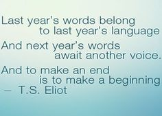 Remember to not bring the language used last year to this year. We are doing the opposite of those things that did not bring results. Next year is 364 days away... Today, we made an end to create a beginning. #newyear #newme #freshstart #create #more #better #business #workfromhome #entrepreneur