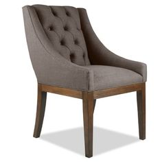 Shop for Alexa Linen Dining Chair. Get free shipping at Overstock.com - Your Online Furniture Outlet Store! Get 5% in rewards with Club O!