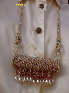 Yemenite charm and paryer  box necklace