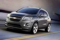 2018-2019 Chevrolet Trax — the new compact SUV 2018-2019 Chevrolet Trucks