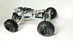 Lego Technic Self-supporting Chassis (MOC) | youtu.be/me3eQp… | František Hajdekr | Flickr