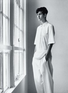Athena Wilson photographed by Alasdair McLellan for Vogue UK April 2013.