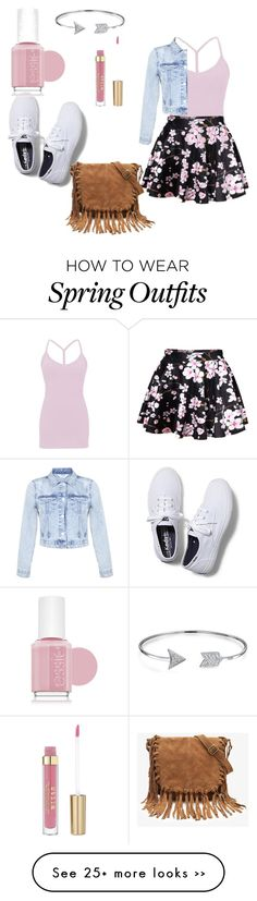 """middle school outfit"" by jadawashington-jw on Pol. Cute Summer Outfits, Outfits For Teens, Spring Outfits, Casual Outfits, Girly Outfits, Spring Dresses, Winter Outfits, Mode Outfits, Skirt Outfits"