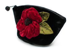 Made from silk velvet, this cute purse is adorned with the feminine Cosmos flower design, a hand crafted velvet flower with a beaded centre and silk taffeta leaves. The Cosmos makeup purse is available in a range of fabulously feminine new season colours! This Tamsin Cooper makeup purse will make a thoughtful and unique gift for any woman. Silk Taffeta, I Love Makeup, Cute Purses, Floral Scarf, Knitting Accessories, Season Colors, Flower Designs, Special Gifts, Gifts For Women
