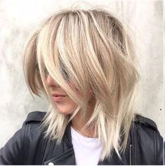 Image result for modern shag haircut