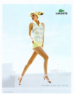Lacoste Womens
