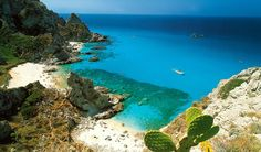 Amazing Beach in Calabria, Italy