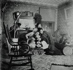 Victorians had fun, too.