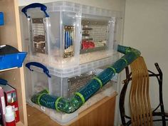 Making a hedgehog cage can provide you with a cage that is cheaper, bigger, and prettier than a store-bought cage. Here are ways to make an awesome hedgehog cage.